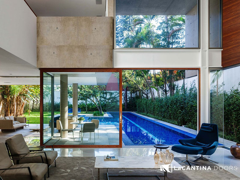 These Projects Have Large Pieces Of Glass Floor To Ceiling And Often Sliding Or Folding Doors